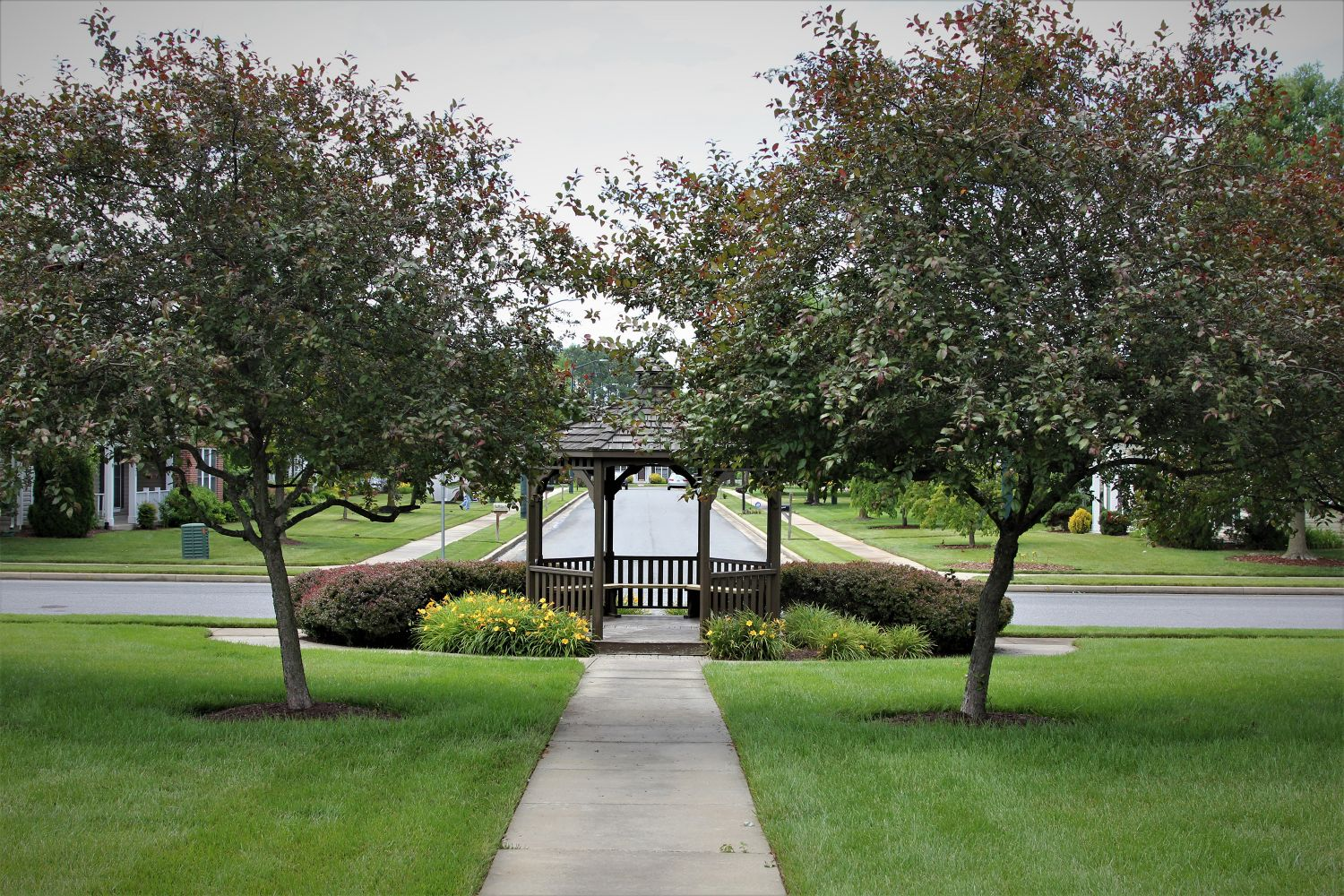 Gazebo in Easton Club East